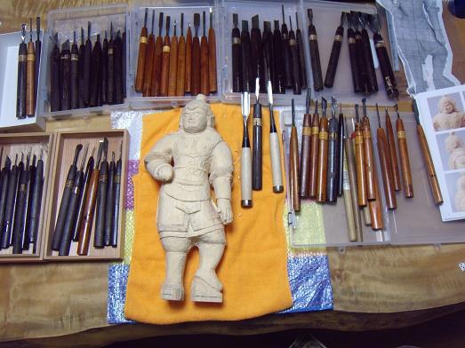 DSCN1019彫刻刀②