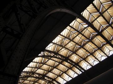 プラハの駅