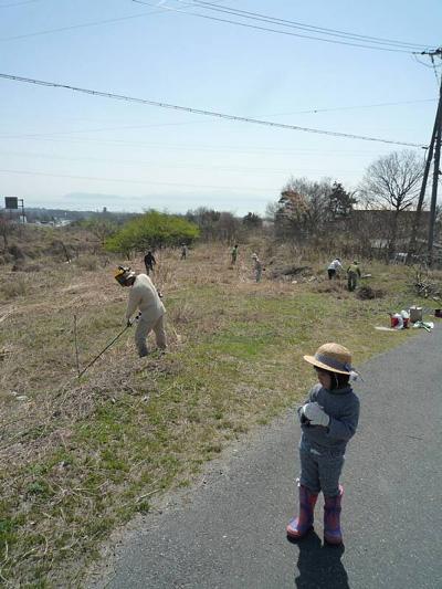 比良川清掃