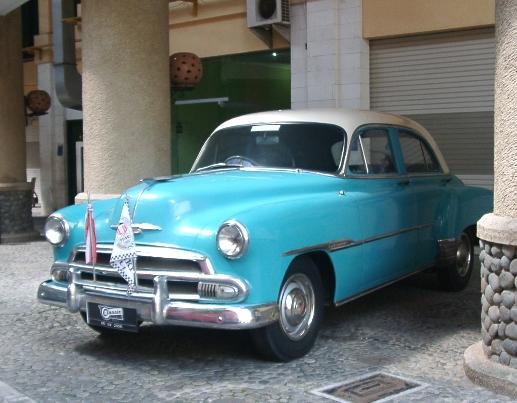 クラシックカー3