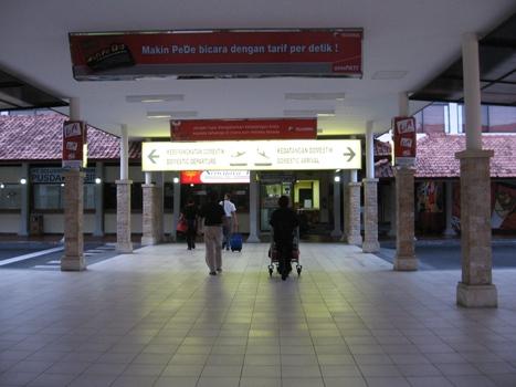 バリ島空港1