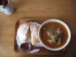 初スープセット