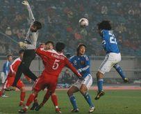サッカー日本代表北朝鮮戦