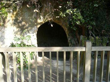 西郷洞くつ