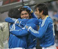 サッカー日本代表タイ戦