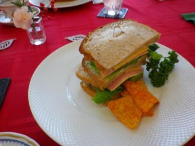こだわりのサンドイッチ