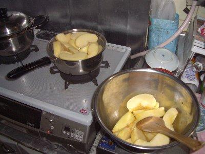 リンゴパイ03
