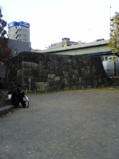 常盤橋公園石垣?2