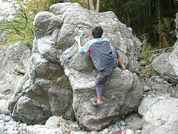 白狐岩3級③