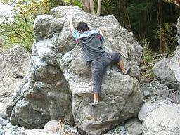 白狐岩3級④