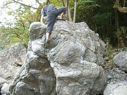 白狐岩3級⑥