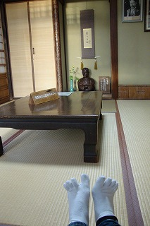 漱石の部屋noミッキーマウス