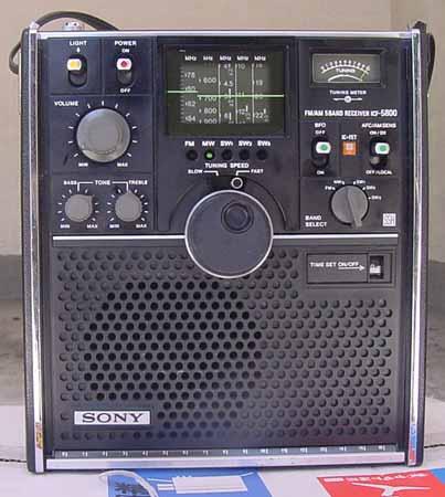 スカイセンサー5800