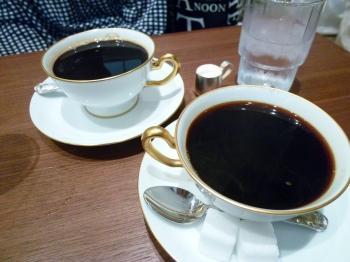 神戸ライフ:丸福珈琲店