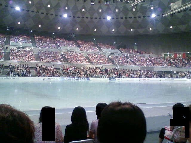 (神戸ライフ)2011.7.31大阪・千秋楽:北アリーナ4列目から