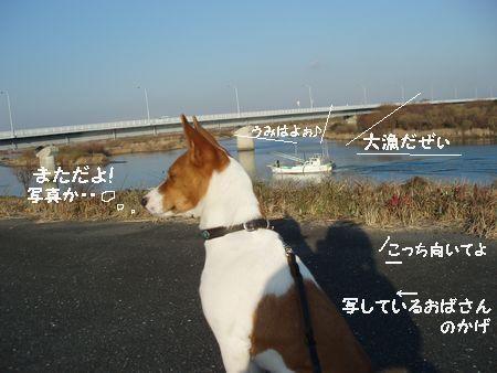 漁船かな・・