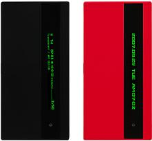 N703iD BLACK and RED
