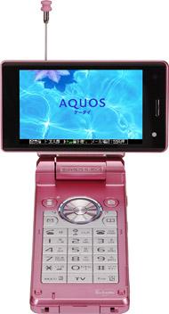 SH903iTV Pink