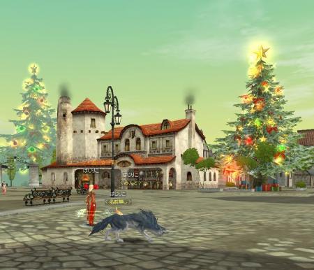 終わってしまったクリスマスイベント@コンス