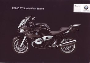 R1200ST Special Final Edition