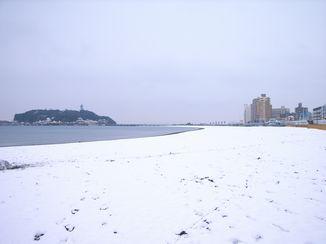 雪だー!!!