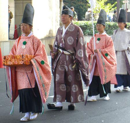 鎌倉まつり1