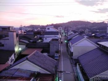 玉島羽黒神社より