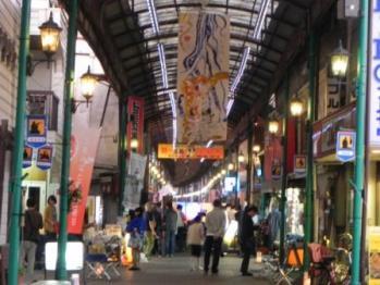 玉島通町商店街