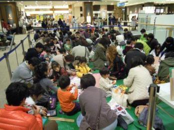 あそびの学校イオン綾川2012.2.19