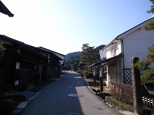 妻籠宿14-500