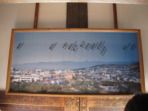 松本市内観光