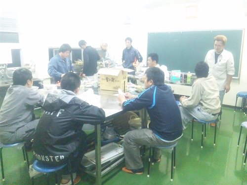 2011.5.25.らーめん試作会