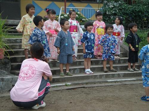 2011.保育園夏祭り (9)