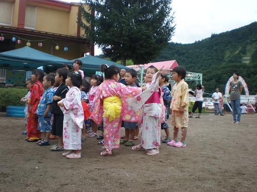 2011.保育園夏祭り (5)