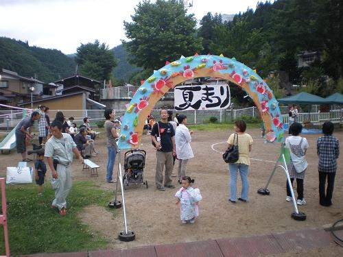2011.保育園夏祭り (2)