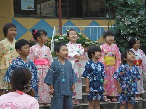 2011.保育園夏祭り (12)