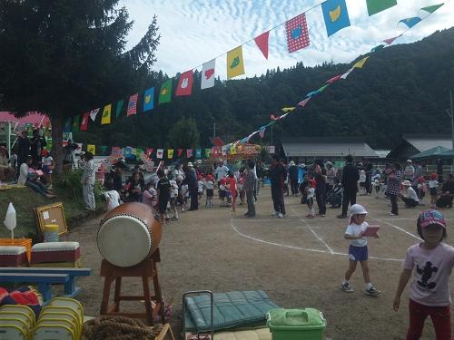 2011.保育園運動会