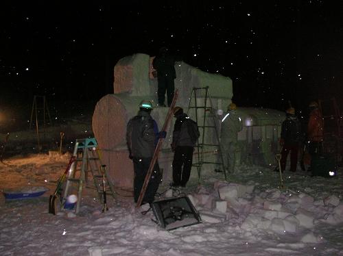 ねっと雪像2012.2.8 (3)