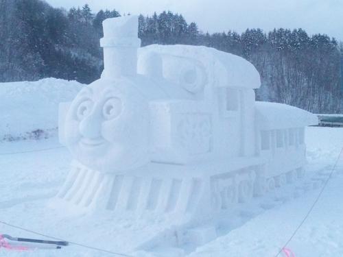ねっと雪像2012.2.11