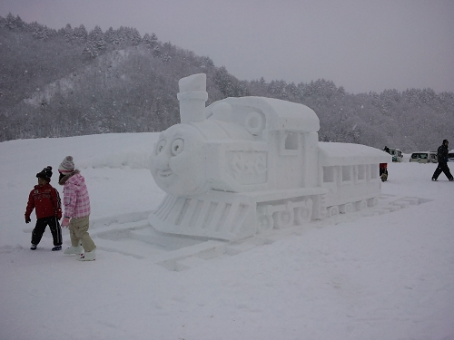 ねっと雪像2012.2.12 (3)