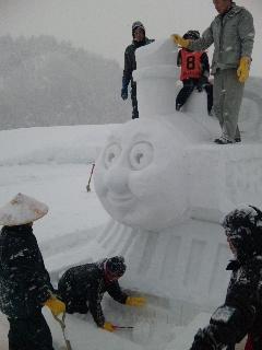 ねっと雪像2012.2.12 (2)