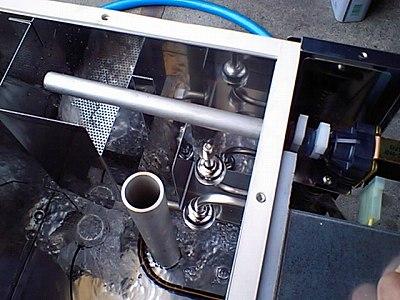 給湯用電磁弁貯湯タンク
