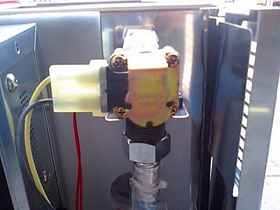 貯湯タンク電磁弁本体