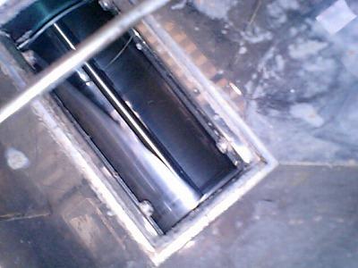 ライスミニ計米モーター内部