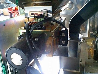 ライスミニ計米モーター米たまり