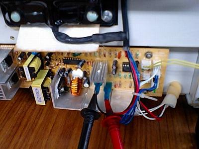 ペルチェ冷蔵庫基板