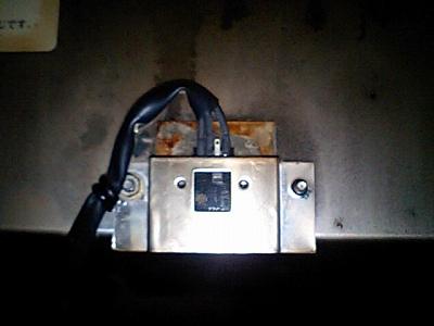 ライスロボ貯米センサー