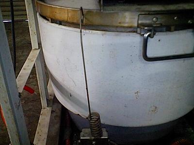 クボタライスロボ釜センサ