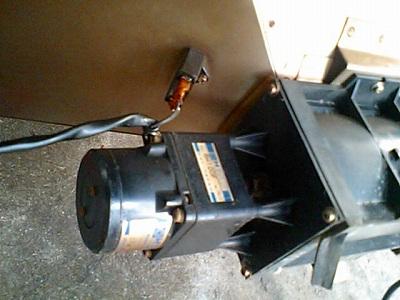 クボタライスロボ計米モーター