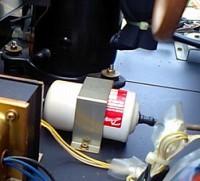 サンヨー製氷機のドライヤ023